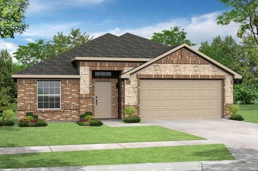 3907 Montecristo Lane, Sanger, TX 76266 (MLS #13848500) :: The Chad Smith Team