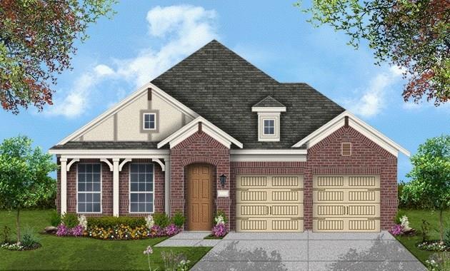 2812 Green Circle Drive, Mansfield, TX 76063 (MLS #13850142) :: RE/MAX Pinnacle Group REALTORS