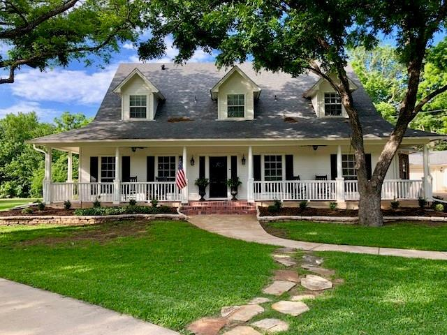 4208 Cheshire Drive, Colleyville, TX 76034 (MLS #13851340) :: Frankie Arthur Real Estate