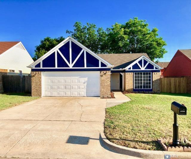 4636 Greenfern Lane, Fort Worth, TX 76137 (MLS #13851510) :: The Mitchell Group