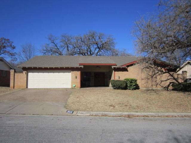 5021 Fall River Drive, Fort Worth, TX 76103 (MLS #13854703) :: Team Hodnett