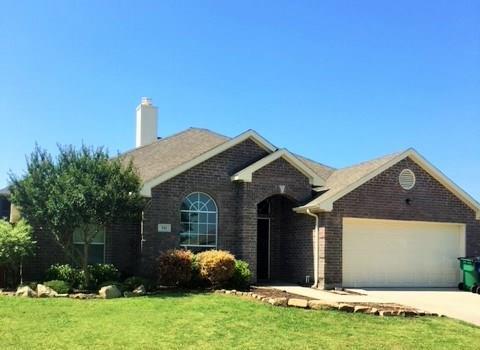 930 W Bois D Arc Street, Celina, TX 75009 (MLS #13860510) :: The Chad Smith Team