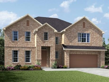 2115 Demarsh Lane, Corinth, TX 76210 (MLS #13862480) :: Baldree Home Team