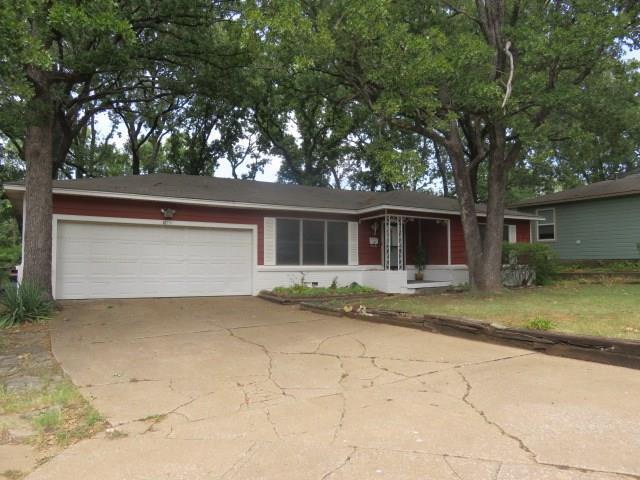 1117 Oakridge Drive, Denison, TX 75020 (MLS #13863989) :: Team Hodnett