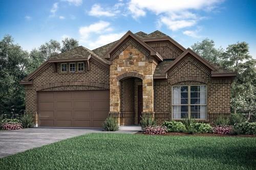 421 Panchasarp Drive, Crowley, TX 76036 (MLS #13867205) :: Team Hodnett