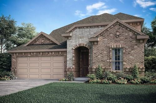 409 Panchasarp Drive, Crowley, TX 76036 (MLS #13867223) :: Team Hodnett