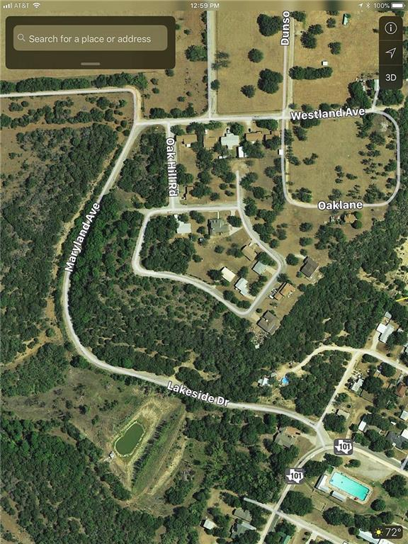 TBD Oak Hill Rd, Ranger, TX 76470 (MLS #13867486) :: RE/MAX Landmark