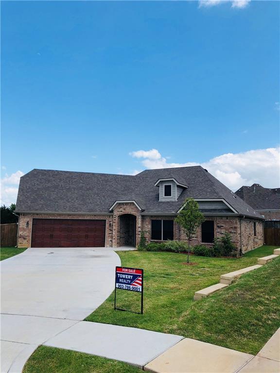 2900 Sedalia Trail, Sherman, TX 75092 (MLS #13870006) :: Baldree Home Team