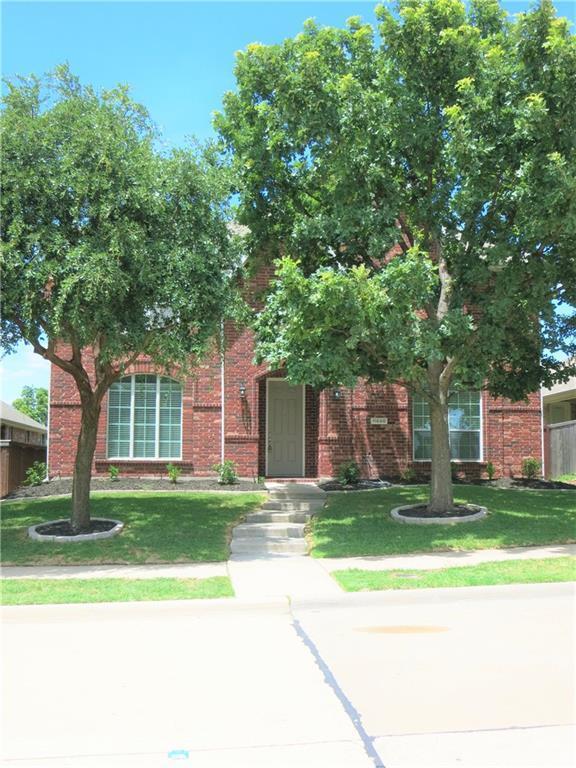 11680 Stephenville Drive, Frisco, TX 75035 (MLS #13872941) :: The Rhodes Team