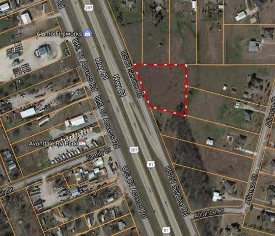 13844 Hwy 287 & 81, Haslet, TX 76052 (MLS #13873200) :: The Real Estate Station