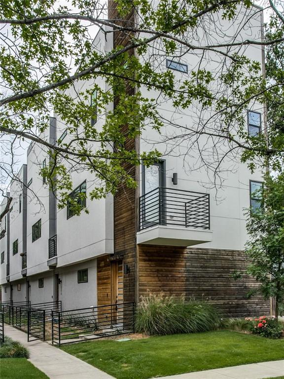 5810 Bryan Parkway #100, Dallas, TX 75206 (MLS #13873626) :: The Real Estate Station
