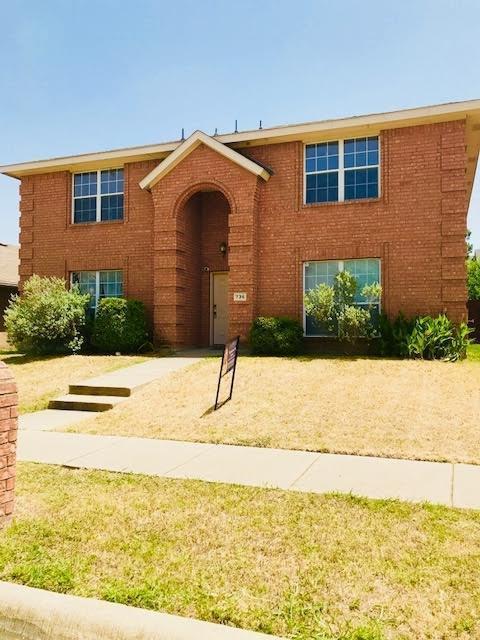 736 Eldorado Drive, Desoto, TX 75115 (MLS #13875241) :: RE/MAX Town & Country