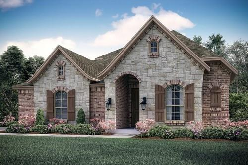 129 Old Spanish Trail, Waxahachie, TX 75167 (MLS #13875535) :: The Real Estate Station