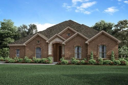 3504 Laurenwood Drive, Crowley, TX 76036 (MLS #13875582) :: The Mitchell Group