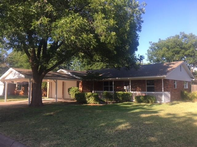 2009 Meadowbrook Drive, Abilene, TX 79603 (MLS #13876853) :: HergGroup Dallas-Fort Worth