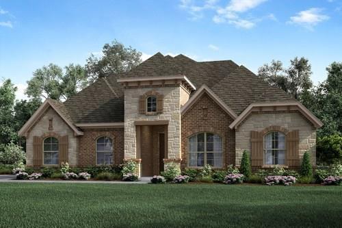 136 Water Garden Drive, Waxahachie, TX 75165 (MLS #13877267) :: Team Hodnett