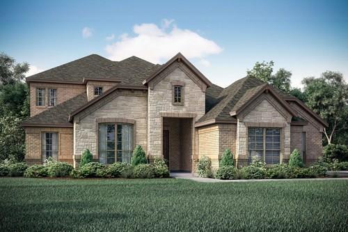 154 Fairweather, Burleson, TX 76028 (MLS #13879479) :: Team Hodnett