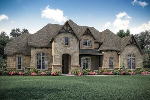 4155 Timber Vista Drive, Burleson, TX 76028 (MLS #13879516) :: Team Hodnett