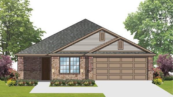 2060 Brisbon Street, Fate, TX 75189 (MLS #13880692) :: Team Hodnett