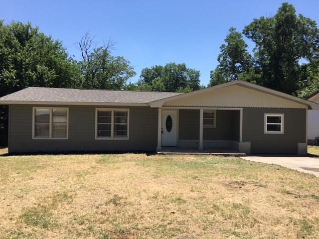 705 Odell Street, Cleburne, TX 76033 (MLS #13882733) :: RE/MAX Landmark