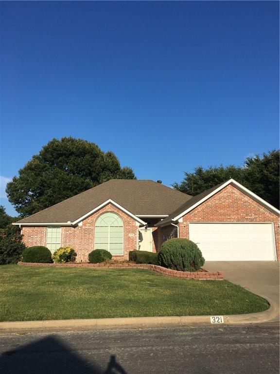 321 River Oaks Lane, Canton, TX 75103 (MLS #13883028) :: RE/MAX Town & Country