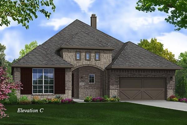 7613 Dolan Falls Drive, Mckinney, TX 75071 (MLS #13887841) :: The Real Estate Station