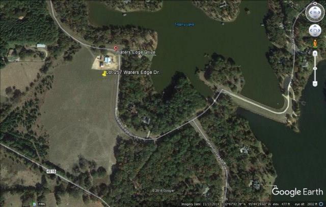 LT 257 Waters Edge Drive, Larue, TX 75770 (MLS #13888086) :: Robbins Real Estate Group