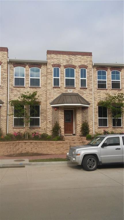 308 Lily Lane, Lewisville, TX 75057 (MLS #13891870) :: Coldwell Banker Residential Brokerage