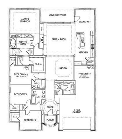 7500 Sabine Drive, Mckinney, TX 75070 (MLS #13893036) :: Coldwell Banker Residential Brokerage