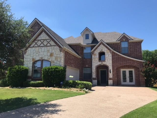 303 Wooded Court, Argyle, TX 76226 (MLS #13893838) :: The Real Estate Station