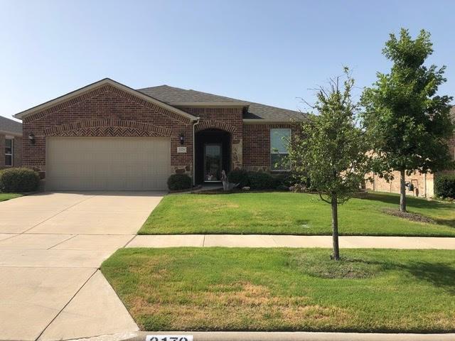 2179 Cane Hill Drive, Frisco, TX 75034 (MLS #13894374) :: Team Hodnett