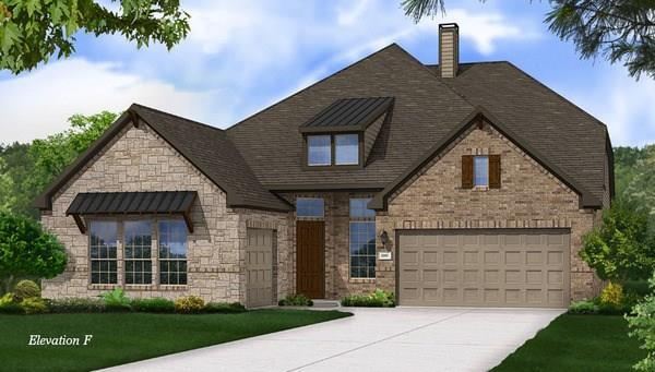 7525 River Park Drive, Mckinney, TX 75071 (MLS #13897413) :: The Real Estate Station
