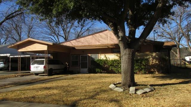 1918 S China Street, Brady, TX 76825 (MLS #13900956) :: The Real Estate Station