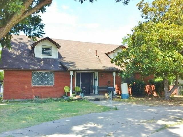 8104 White Settlement Road, White Settlement, TX 76108 (MLS #13903484) :: Team Hodnett