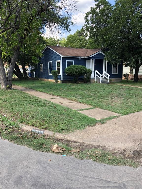 2603 Volga Avenue, Dallas, TX 75216 (MLS #13904787) :: RE/MAX Town & Country