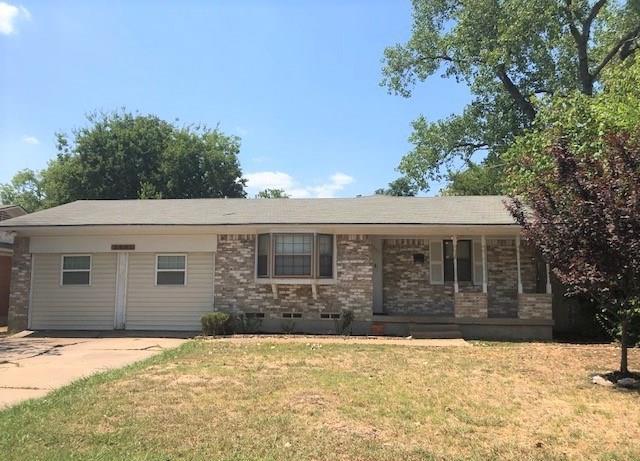 2405 Moreland Drive, Mesquite, TX 75150 (MLS #13906688) :: Team Hodnett