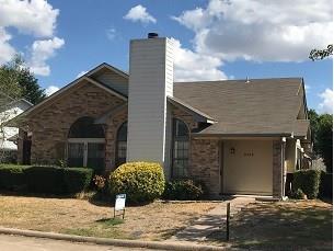 6408 Brookhaven Trail, Arlington, TX 76001 (MLS #13909082) :: Team Hodnett