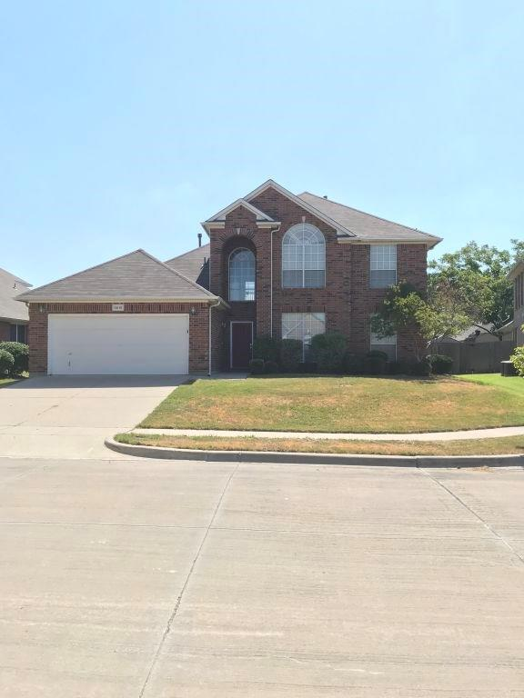 8616 Shadow Trace Drive, Fort Worth, TX 76244 (MLS #13909115) :: RE/MAX Town & Country