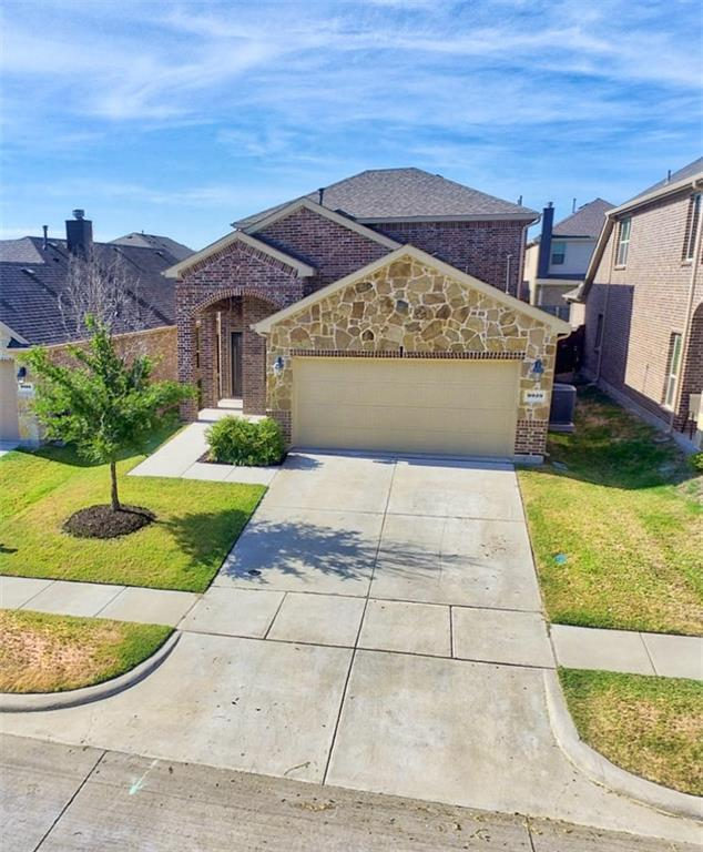 9929 Cottontail Lane, Mckinney, TX 75071 (MLS #13911463) :: Team Hodnett