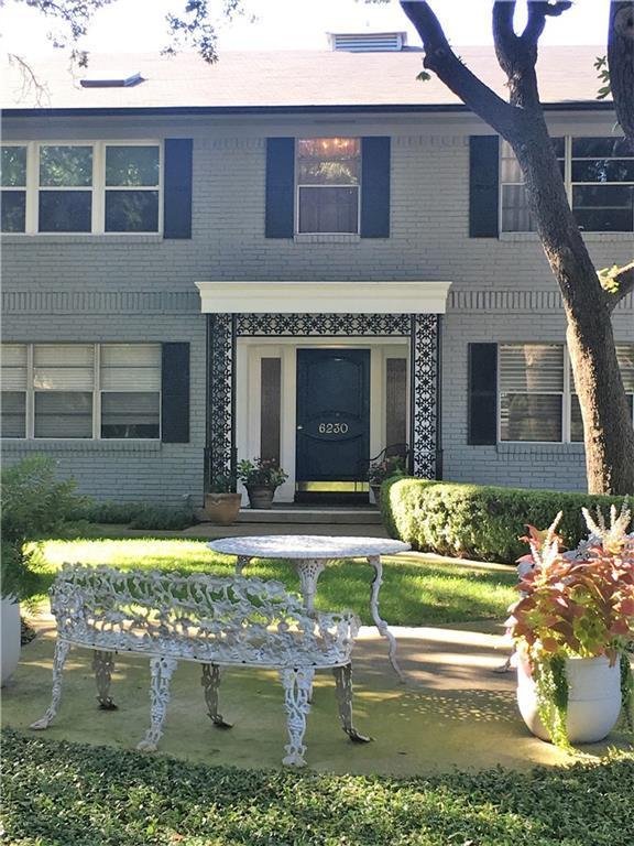 6230 Bandera Avenue 6230B, Dallas, TX 75225 (MLS #13911765) :: Magnolia Realty