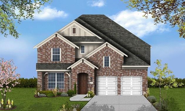 2804 Green Circle Drive, Mansfield, TX 76063 (MLS #13912671) :: Team Hodnett