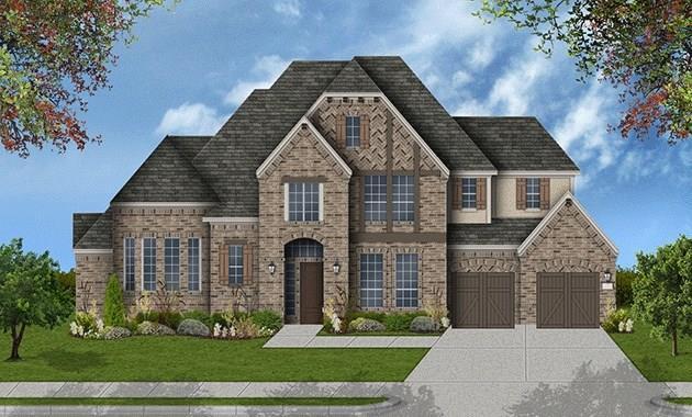 1711 Princeton, Prosper, TX 75078 (MLS #13912806) :: The Real Estate Station