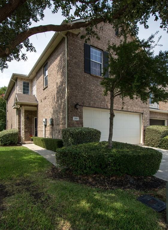 201 Prestwick Lane, Lewisville, TX 75067 (MLS #13912844) :: The Real Estate Station