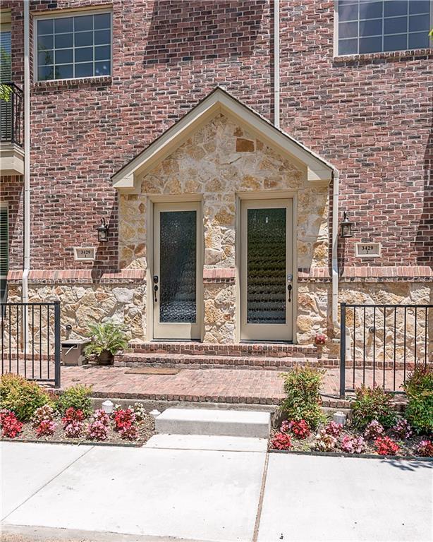 3429 Rankin Street 2AA, University Park, TX 75205 (MLS #13913207) :: The Chad Smith Team