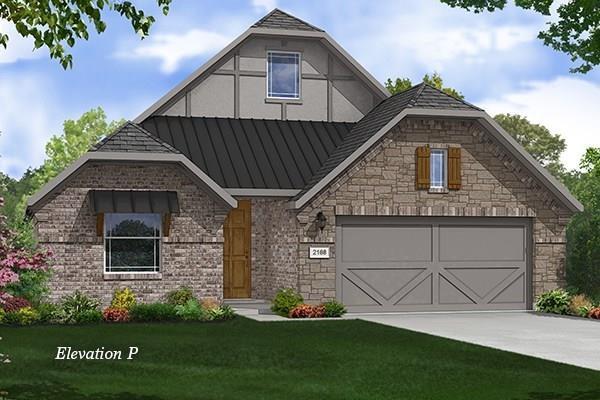 1703 Temperance Way, St Paul, TX 75098 (MLS #13913875) :: Team Hodnett