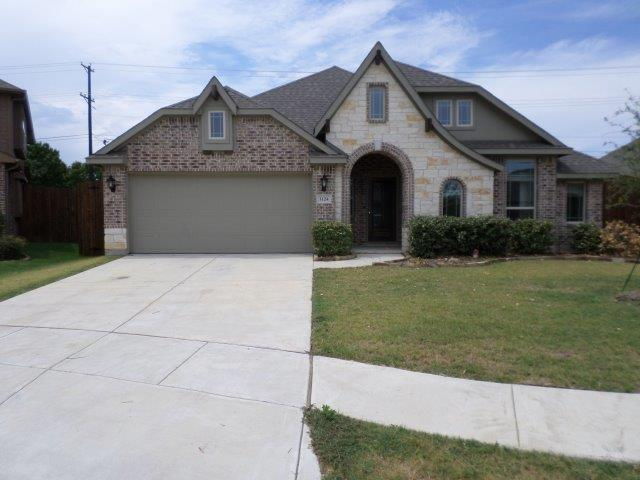1124 Broken Wheel Trail, Aubrey, TX 76227 (MLS #13913897) :: Magnolia Realty