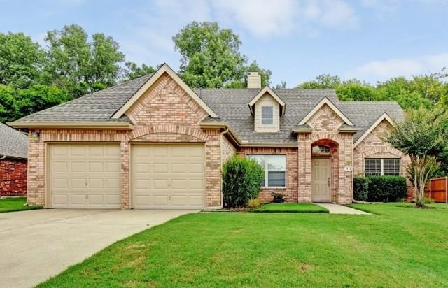 1512 Lynn Drive, Wylie, TX 75098 (MLS #13914143) :: Team Hodnett