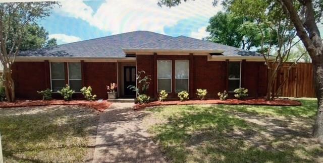 505 N Winding Oaks Drive, Wylie, TX 75098 (MLS #13914151) :: Team Hodnett