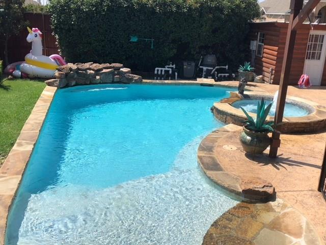 7000 Brekenridge Drive, Fort Worth, TX 76179 (MLS #13915011) :: Frankie Arthur Real Estate
