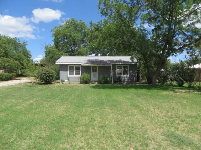 411 Kennedy Street, Clyde, TX 79510 (MLS #13916584) :: The Tonya Harbin Team